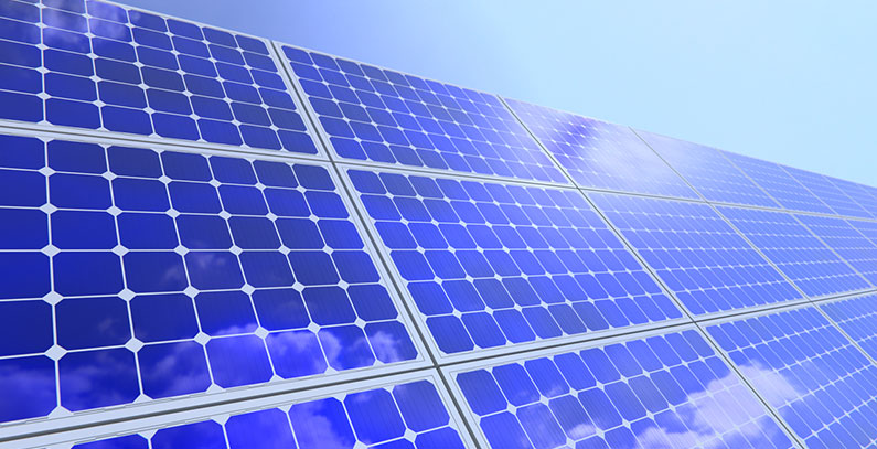 Turkey started construction of its first solar panel plant