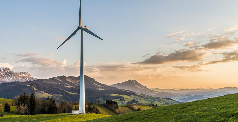 Macedonia, first private wind park