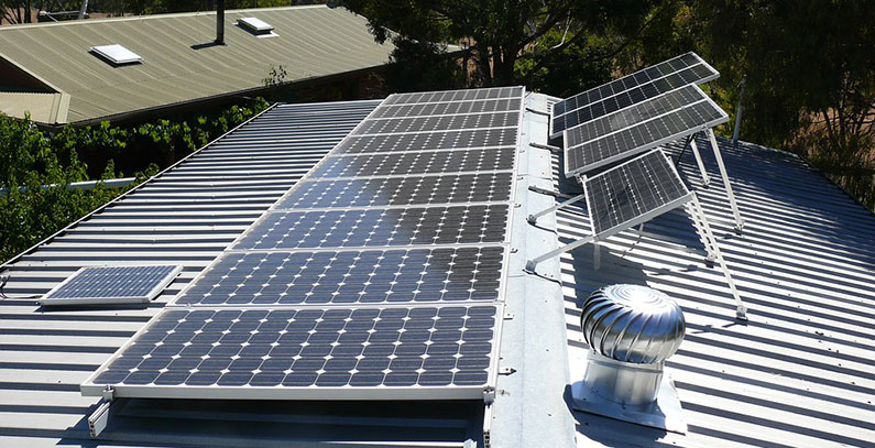 Residential occupants in Turkey able to install solar panels