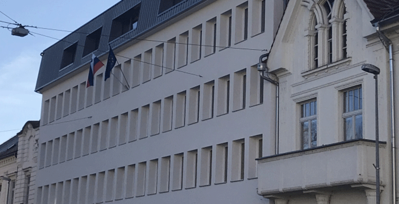 GGE and Petrol completed retrofitting PPP of three courthouses in Slovenia