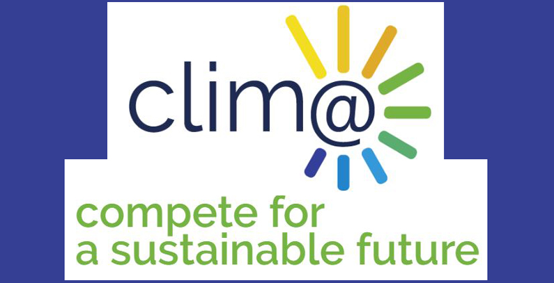 CLIM@ competition for sustainable future – Call for applications