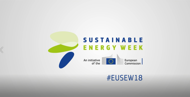 EUSEW18 goes beyond the week - Energy days hosted in May and June