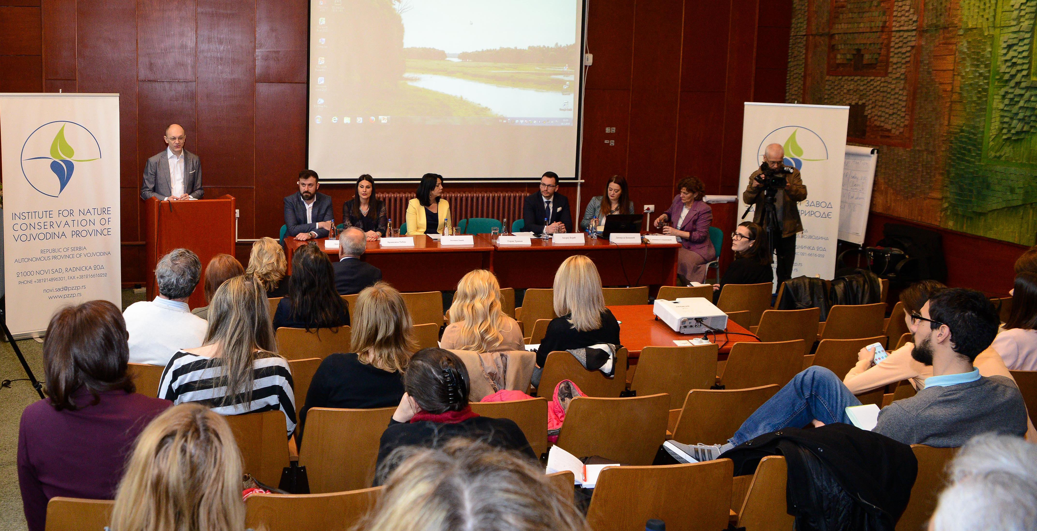 Public debate on Draft Law on Climate Change launched