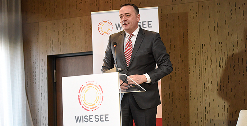 Minister Antić supports WISE expert network of women in sustainable energy, climate change, and environmental protection