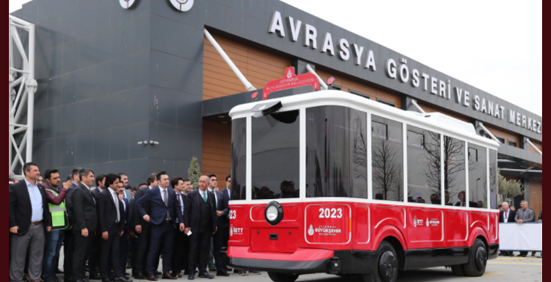 First ever self-driving e-bus in Istanbul, e-buses in provinces