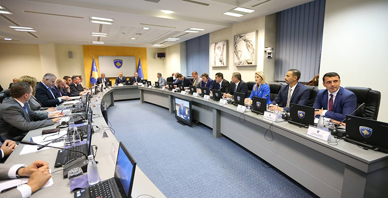 Energy efficiency bill sent to Kosovo* parliament