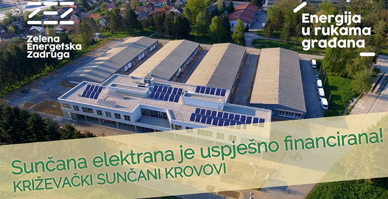 Funds raised for Croatia's first renewable energy crowdfunding project
