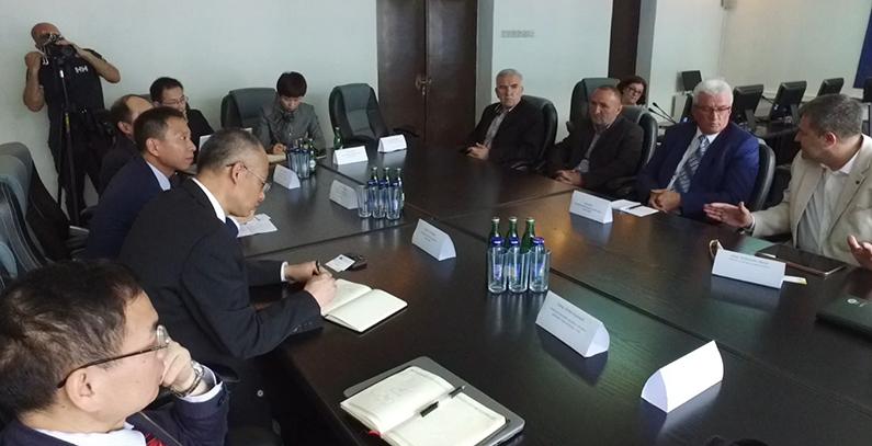 CMEC considering construction of wind farms at Galica, Vlašić location