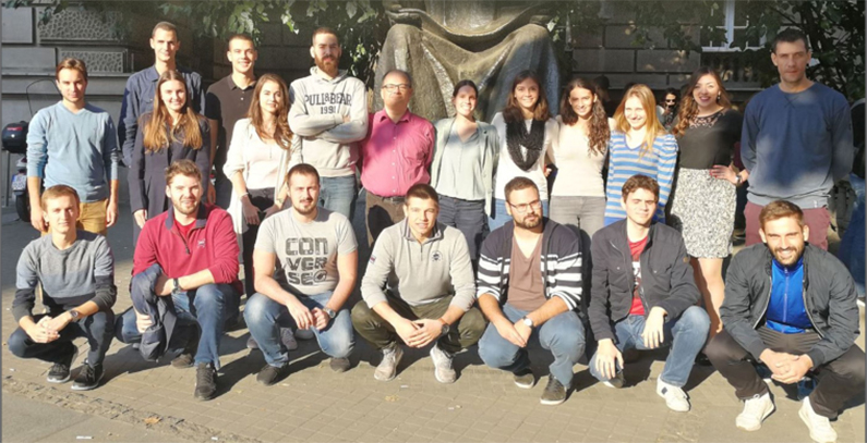 Belgrade's ETF students reach final of energy efficiency solutions competition – support them!