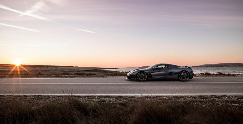Porsche buys 10% of Croatian electric car maker Rimac Automobili