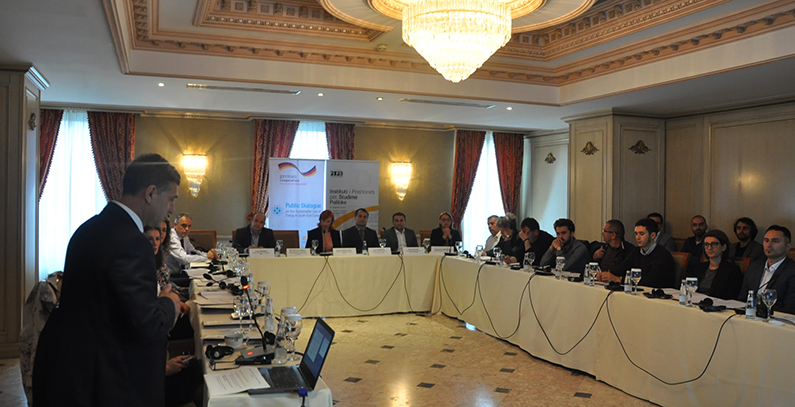 Thematic Discussion on Kosovo's Energy Efficiency Obligations