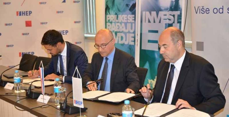 HEP signs construction deal for Zagreb CCPP as it secures EUR 130 million in lending from EBRD, EIB
