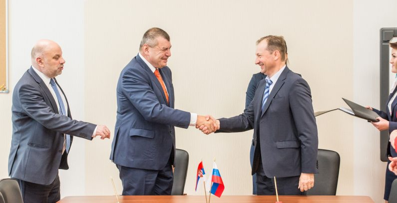HPP Đerdap 1's overhaul to be completed in 2021, EPS says following signature with Russian contractor