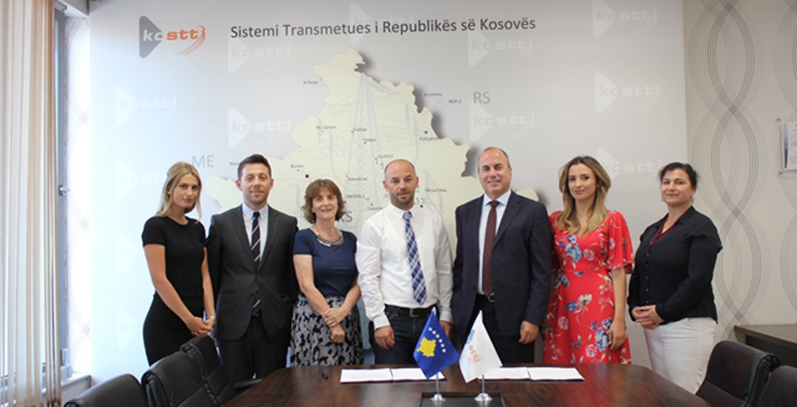 KOSTT signs agreement on connecting HPP Lepenci, Koznica wind farm to the grid