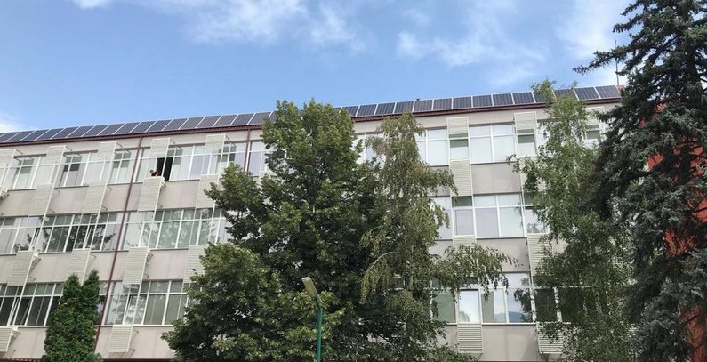 FEIT 1st university school in Macedonia to install rooftop PV systems