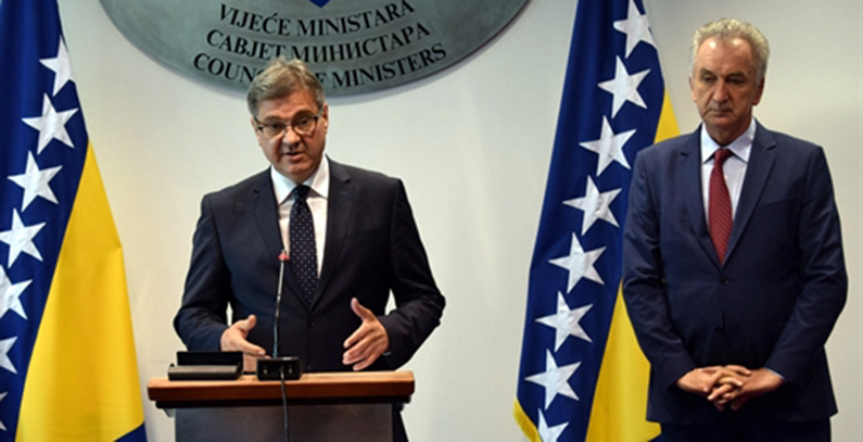 Council of Ministers adopts BiH Framework Energy Strategy until 2035