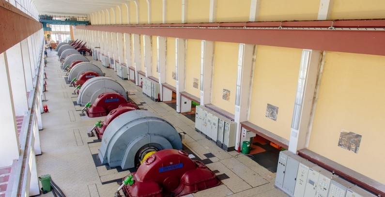 EPCG calls bids for EUR 3.36 million overhaul of six generators at HPP Perućica