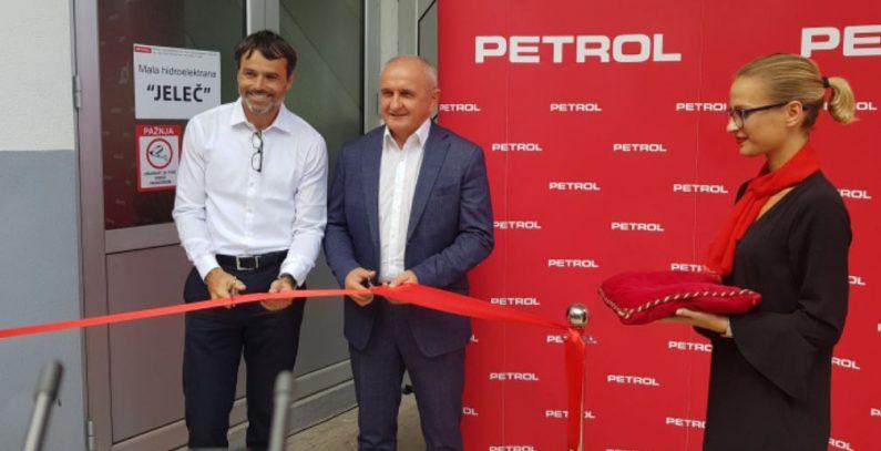 Slovenia's Petrol unveils 4.8 MW HPP Jeleč in BiH