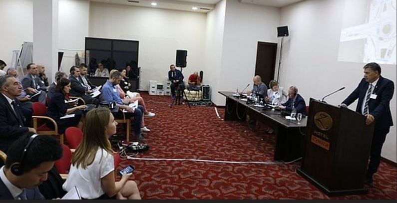 Zenica marks launch of work on Green City Action Plan