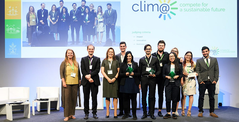 clim@ winner Inspidere has solution for converting cow manure waste into bio-textiles, plastic, paper