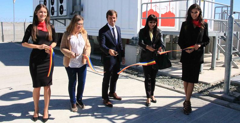 EDP Renewables opens energy storage for Cobadin wind farm