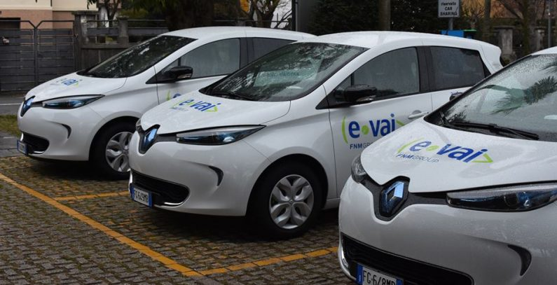 EUR 5.8 million project seeks to prove feasibility of electric car-sharing in smaller urban areas