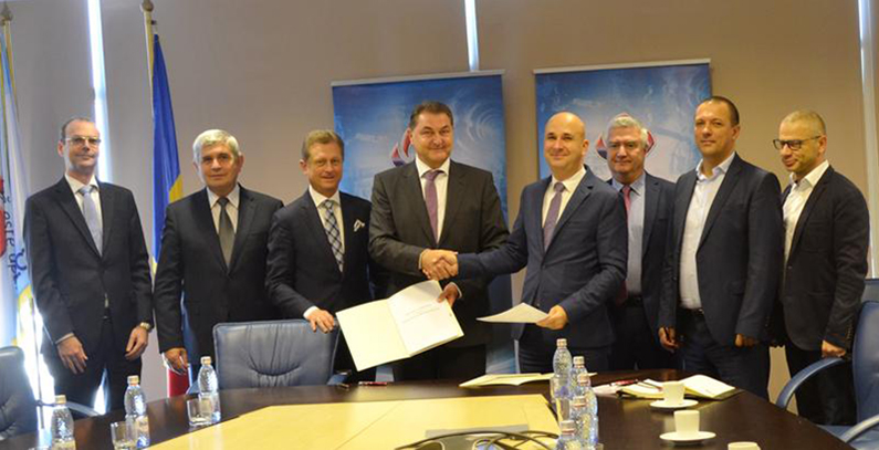 Hidroelectrica, Verbund sign memorandum of cooperation