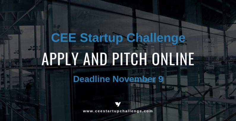 Startups, scaleups invited to apply for CEE Startup Challenge