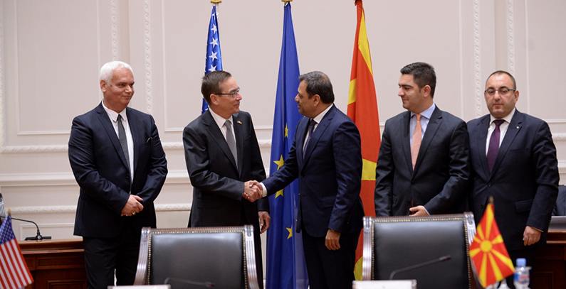 USAID to help Macedonia diversify energy supply, harmonize regulations with EU