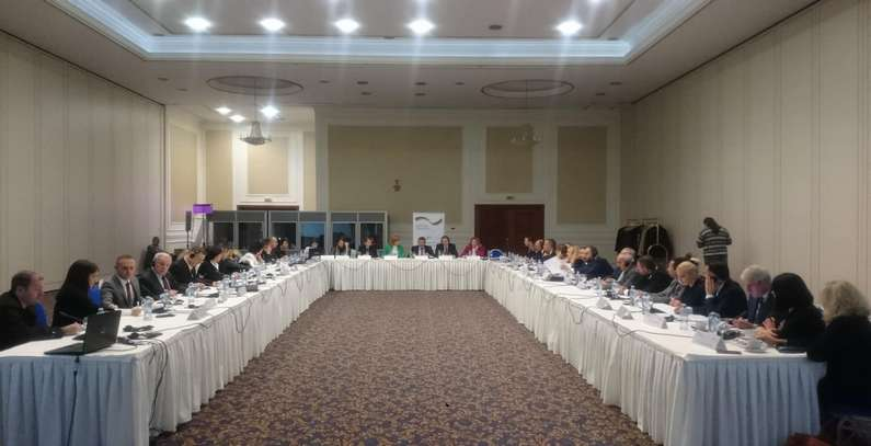 2nd South-East Europe Parliamentary Forum on Energy Efficiency and Climate held in Skopje