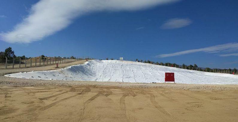 Japan funds construction of Macedonia's first EU-standard landfill
