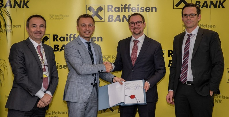 KfW signs EUR 18.5 million financing agreement with Raiffeisen to fund energy efficiency projects