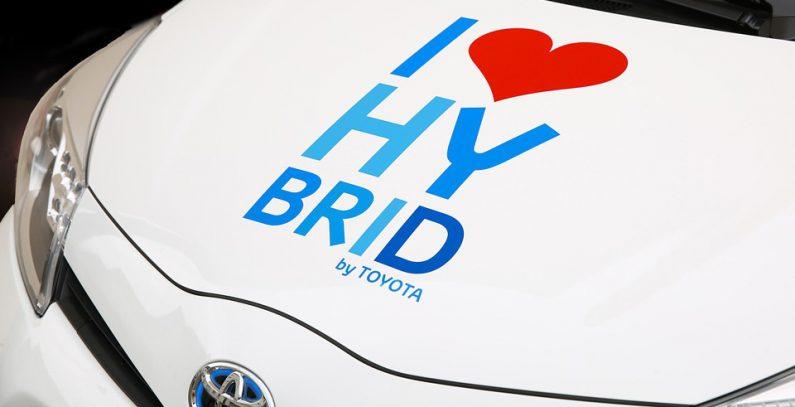 Ride-hailing service CarGo adds 20 hybrid cars to fleet