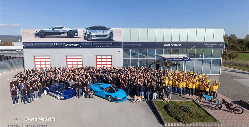 EIB supports Rimac Automobili with EUR 30 million loan