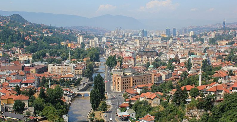 Sarajevo world's most polluted city, poor air quality seen across