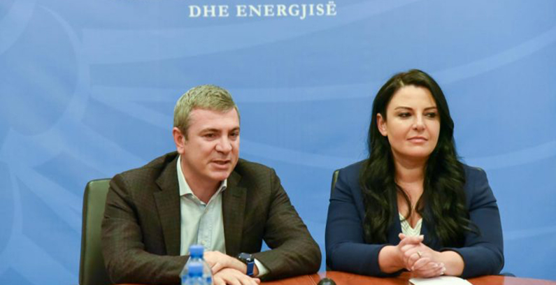 New energy minister assumes office, OST general manager resigns