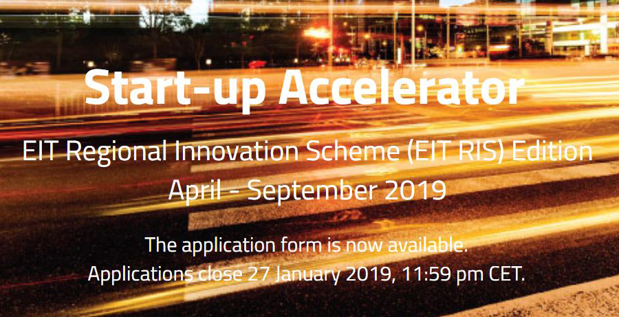 EIT Climate-KIC Accelerator invites innovators, startups to apply