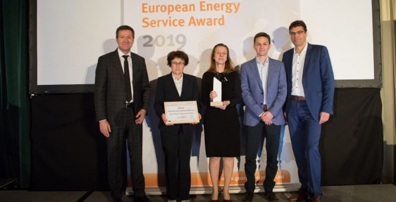 Ljubljana wins European Energy Service Award with Resalta and Petrol, NEWLIGHT scoops recognition award