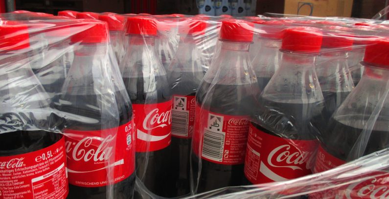 Coca-Cola discloses it puts out 3 million tonnes of plastic packaging a year
