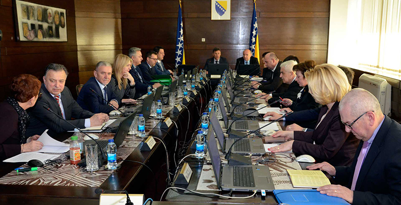 FBiH government increases feed-in tariff surcharge, distribution to producers not planned before April 1
