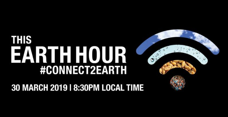 Earth Hour 2019 switch-off this Saturday March 30 at 8:30 pm