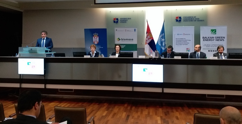 Hard Talk on developing renewable energy sustainably in Serbia: Numerous barriers still exist