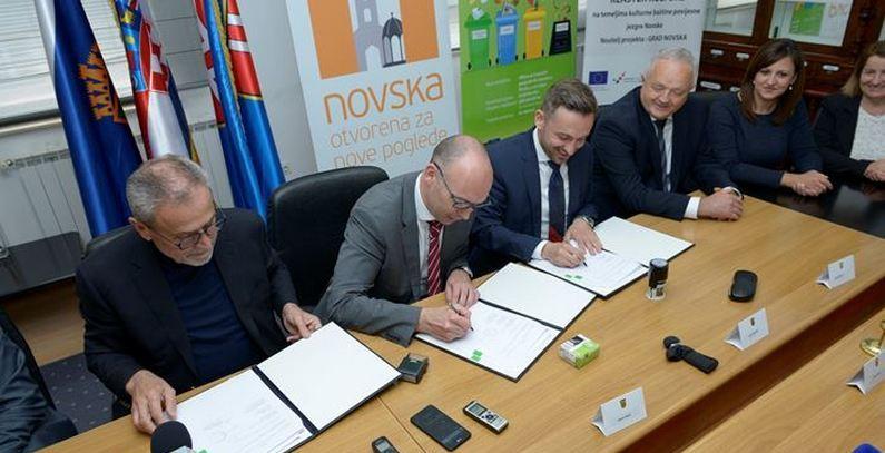 Croatian cities Zagreb, Novska to build EUR 50 million biowaste facility