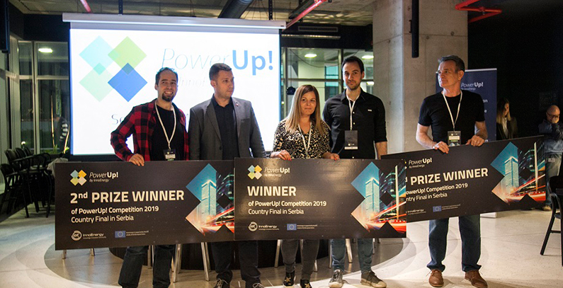 Startup SmartCat tops PowerUp! competition in Serbia