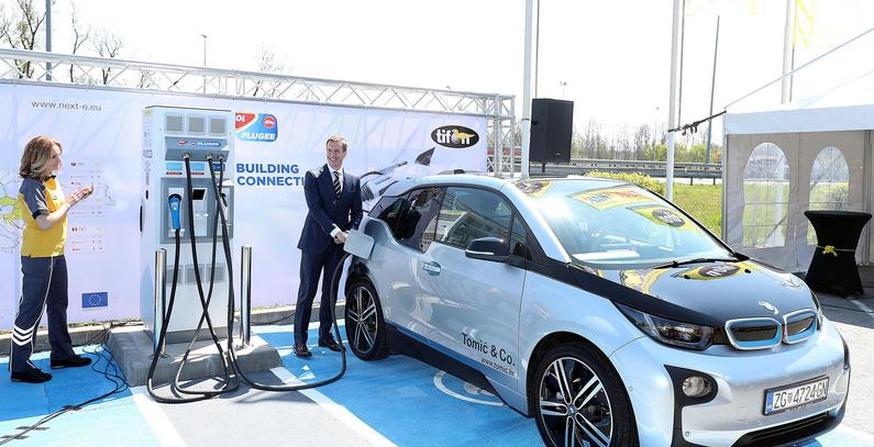 Croatia to get its first fast EV chargers along key transport corridors