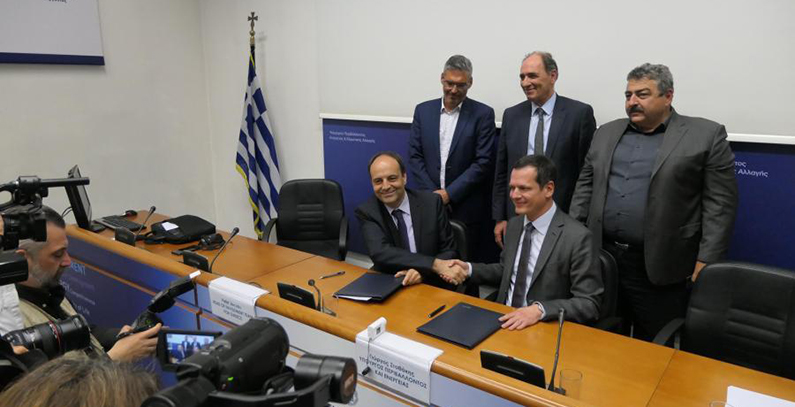 Greece secures EUR 178 million for first power link between Crete and mainland