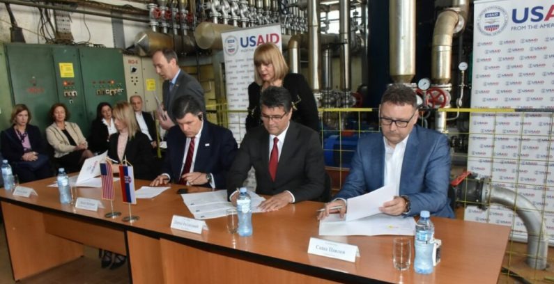 USAID Serbia Energy Efficiency project launched
