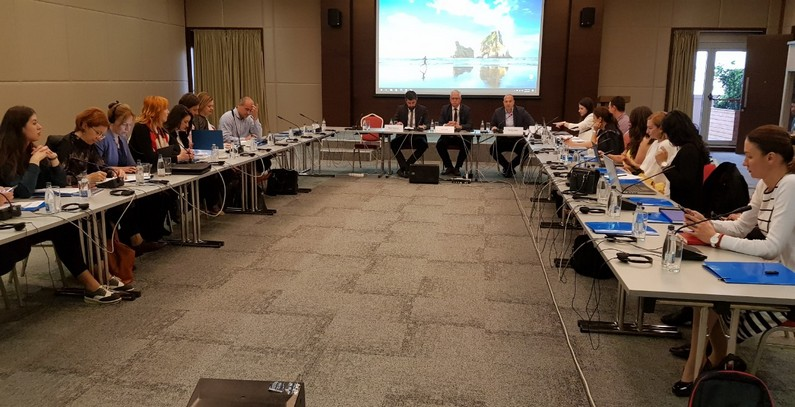 """Workshop """"Towards the development of Integrated National Energy and Climate Plan in Montenegro"""" held in Podgorica"""
