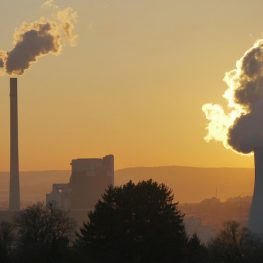 lignite thermal power plant