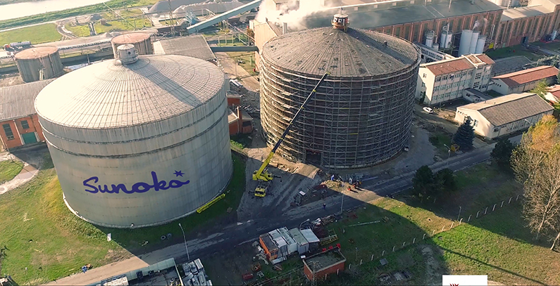 MK Group to invest EUR 8.1 million in biogas power plant